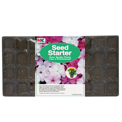 Seed Starting Trays & Pots