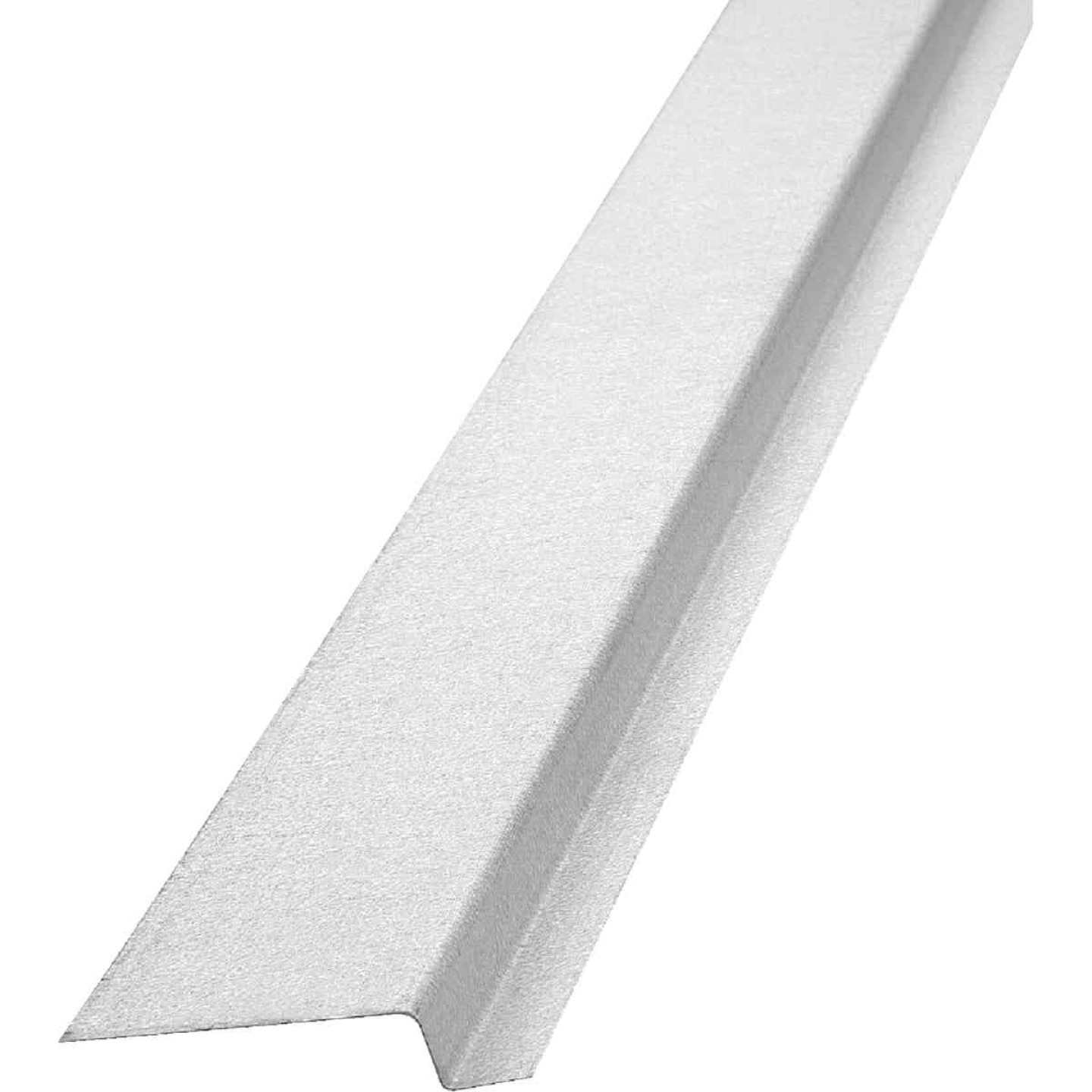 NorWesco 3/8 In. x 3/4 In. x 1-3/4 In. x 10 Ft. Mill Galvanized Ply Edge Z-Style Flashing Image 1