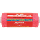 Do it 525 Ft. Fluorescent Pink Twisted Nylon Mason Line Image 1