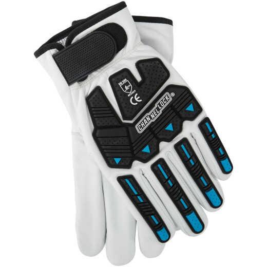 Channellock Men's Large Cut Level 5 Goatskin Work Glove